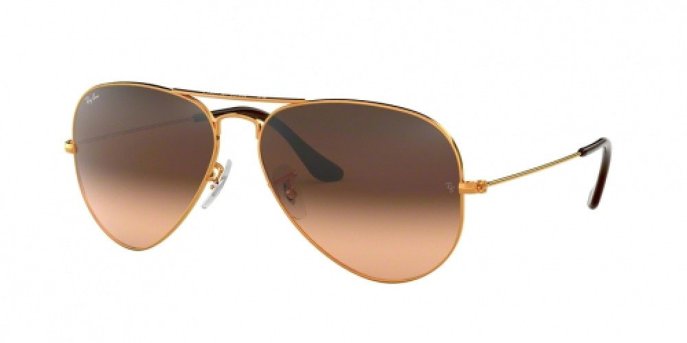 Ray-Ban Aviator Large Metal RB3025 9001/A5