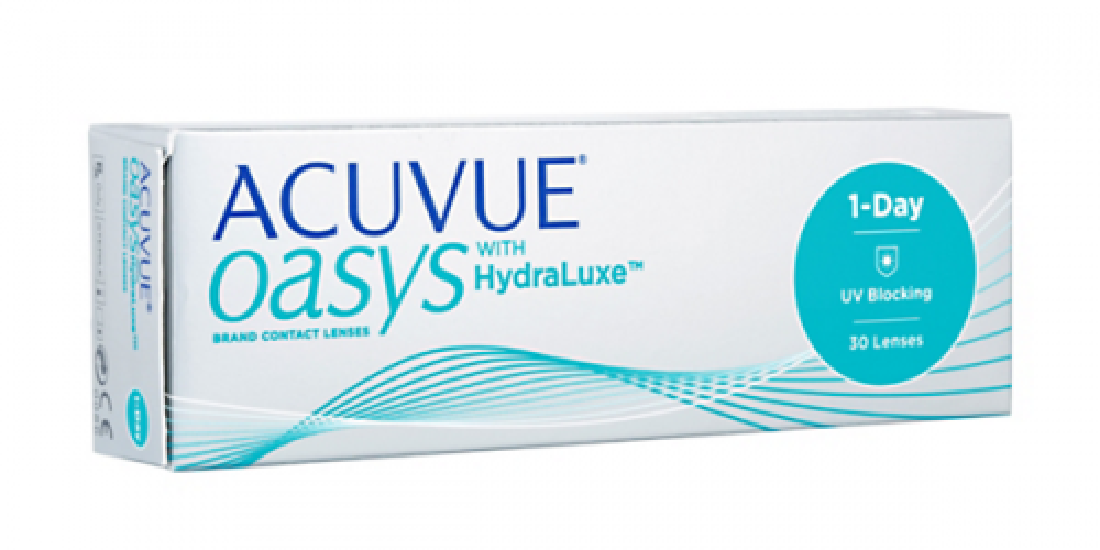 Acuvue Oasys 1-Day with HYDRALUX (30db)