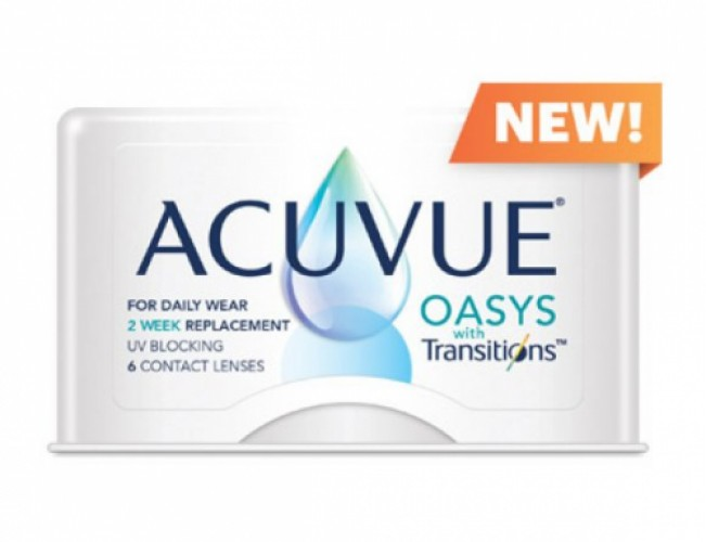 Acuvue Oasys with Transitions (6db)
