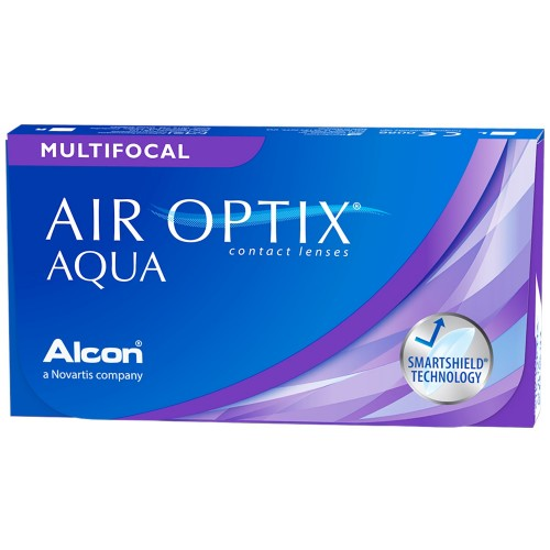 Air Optix Aqua Multifocal (6 db/doboz)