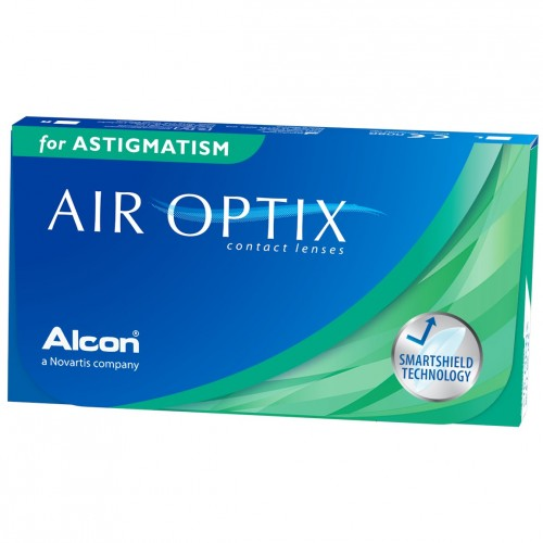 Air Optix for Astigmatism (3 db/doboz)