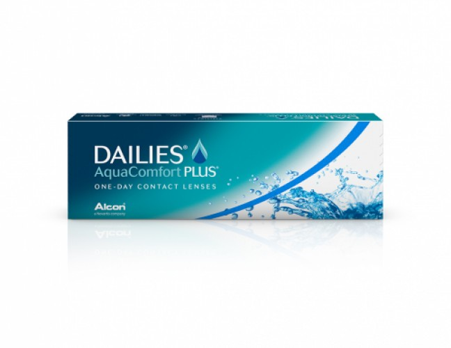 Dailies - AquaComfort Plus (30) - napi