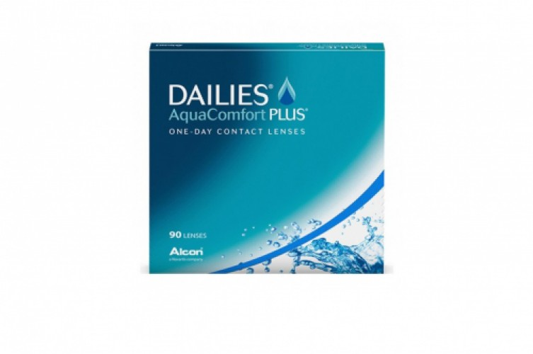 Dailies AquaComfort Plus (90) - Napi