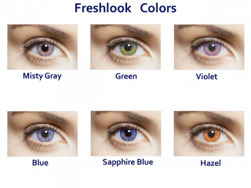 FreshLook Colors UV szuro (2 db doboz)  ab3103d489