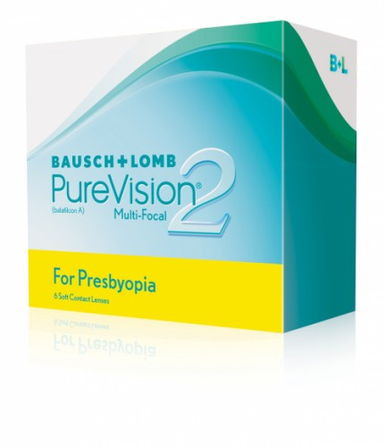 PureVision 2 HD MultiFocal (6 db/doboz)