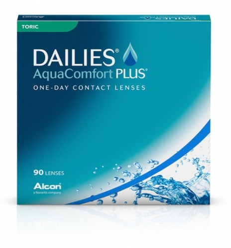 Dailies AquaComfort Plus Toric (90 db/doboz)