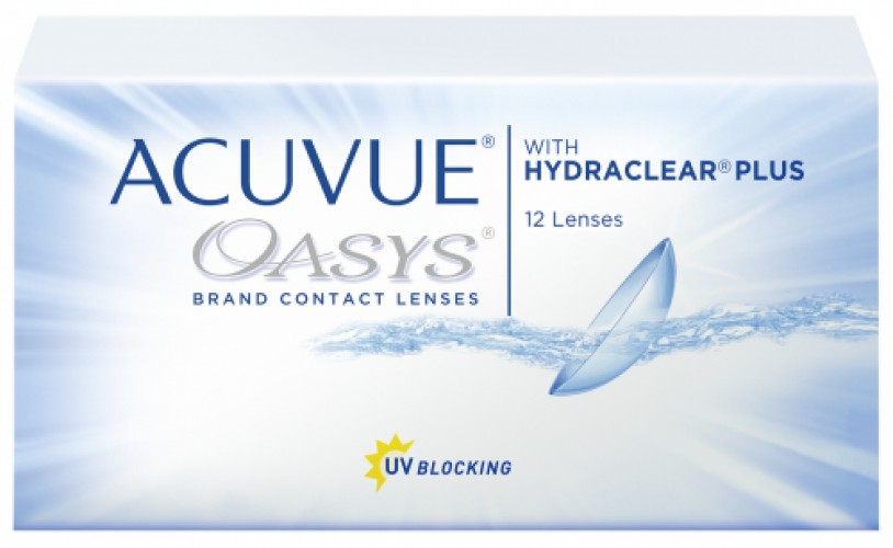 Acuvue Oasys with Hydraclear Plus (12 db/doboz)